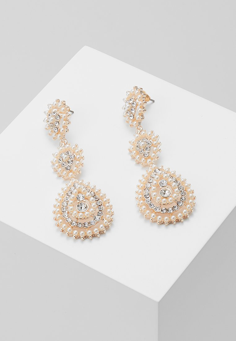 ONLY - ONLAMBER EARRING - Earrings - gold-coloured