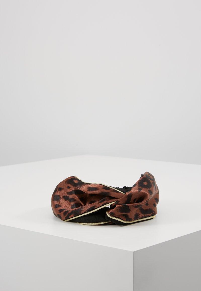 ONLY - ONLBETTIE HEADBAND - Haar-Styling-Accessoires - black