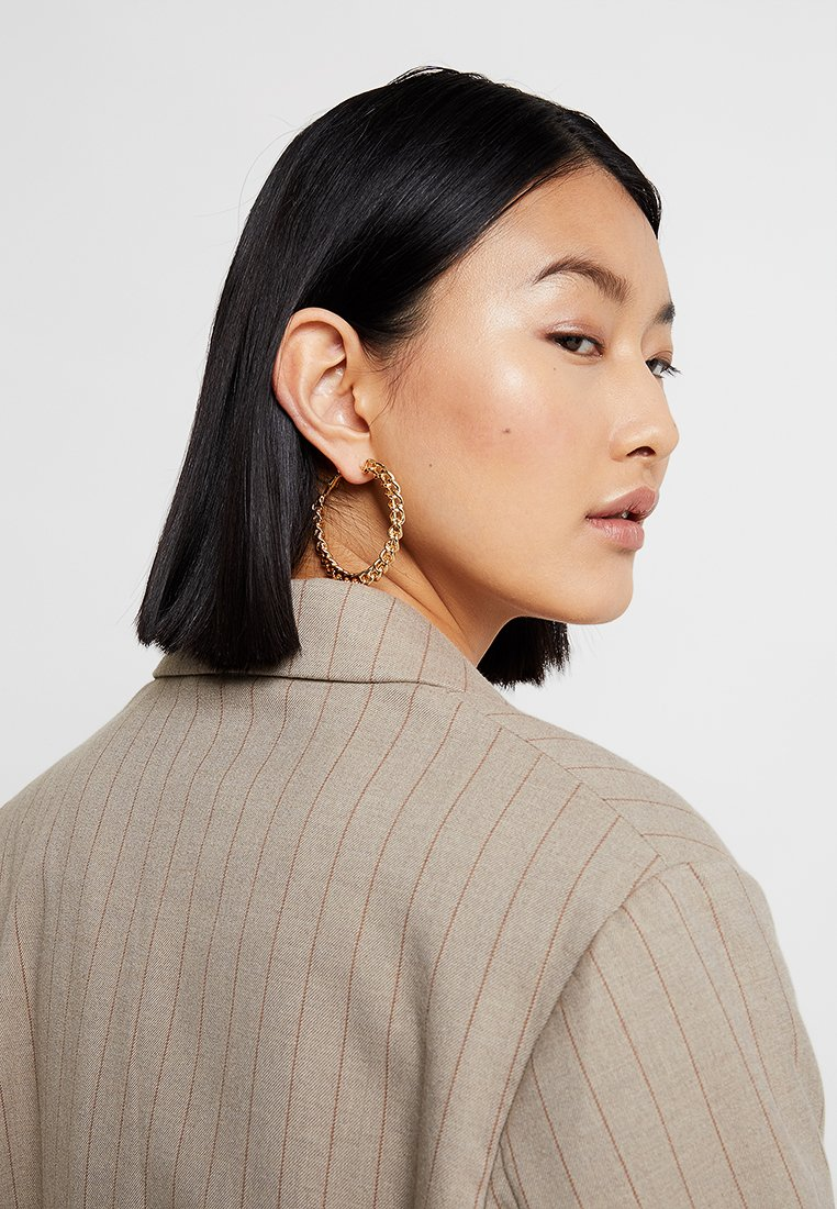 ONLY - ONLBELLY EARRING 3 PACK - Ohrringe - gold-coloured
