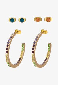 ONLY - Earrings - gold-coloured/blush - 3