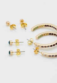 ONLY - Earrings - gold-coloured/blush - 2