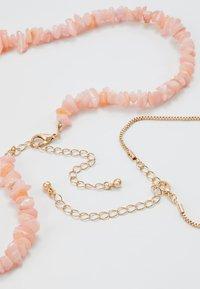 ONLY - Náhrdelník - blush/gold-coloured - 2