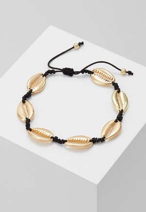Armband - black/gold-coloured