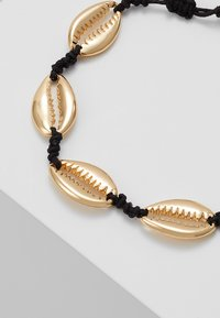 ONLY - Armband - black/gold-coloured - 4