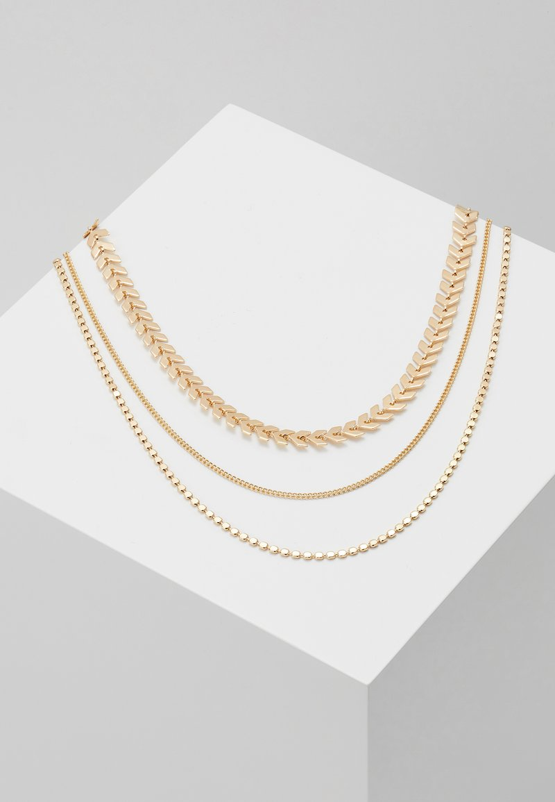 ONLY - ONLCLUB NECKLACE - Halskette - gold-coloured