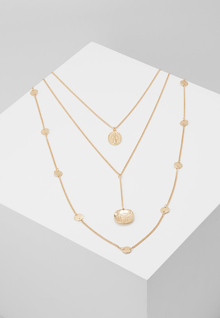ONLY - ONLCANDY NECKLACE - Halskette - gold-coloured