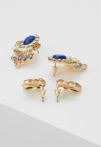 ONLY - Pendientes - gold coloured/blue - 2