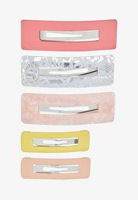 ONLY - Hair Styling Accessory - gold-coloured/yellow/rose/silver-coloured/coral - 3