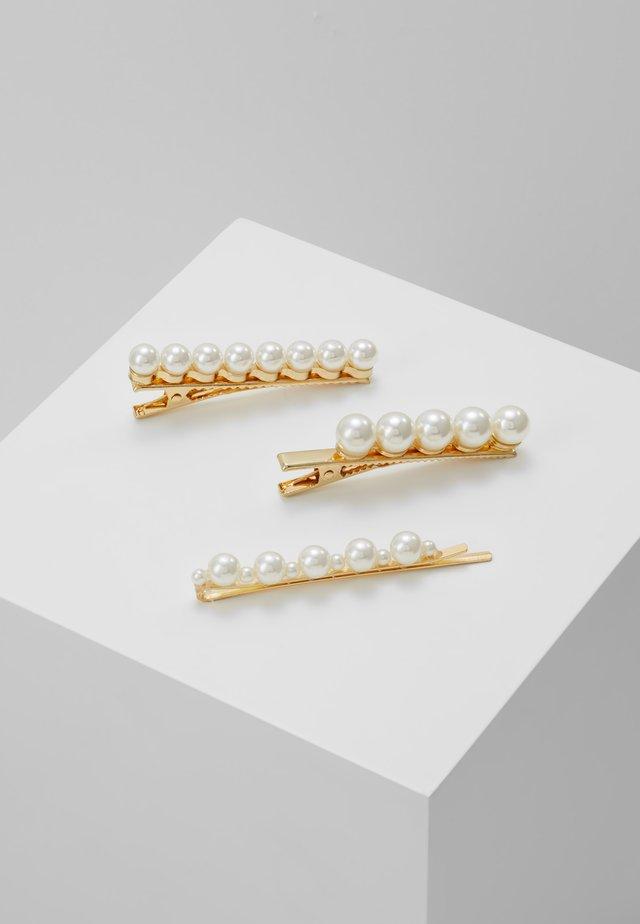 Akcesoria do stylizacji włosów - gold-coloured