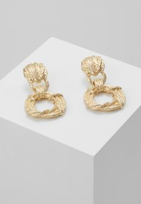 ONLY - Earrings - gold-coloured - 0
