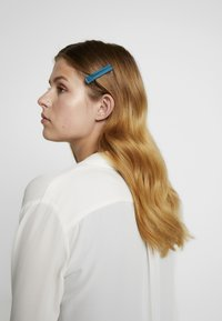 ONLY - Håraccessoar - silver-coloured/pink/darkblue/turquoise - 1