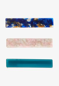 ONLY - Håraccessoar - silver-coloured/pink/darkblue/turquoise - 3