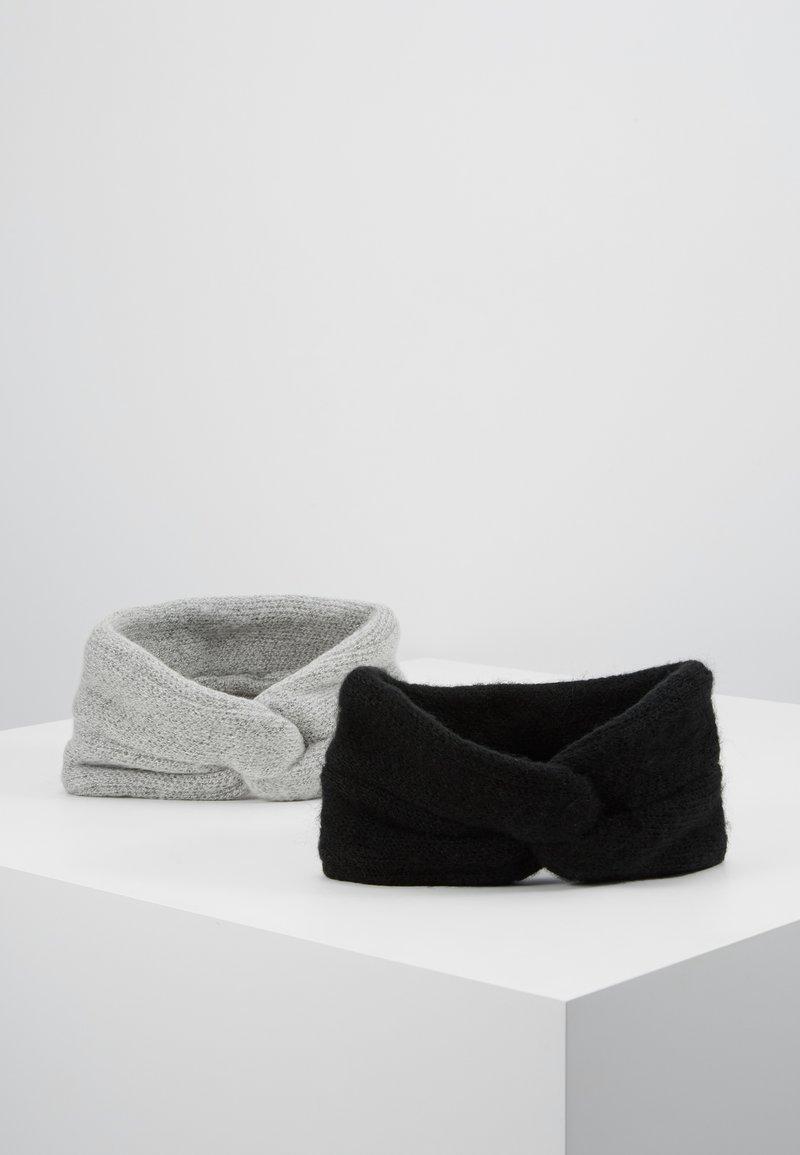 ONLY - Accessoires cheveux - black/light grey