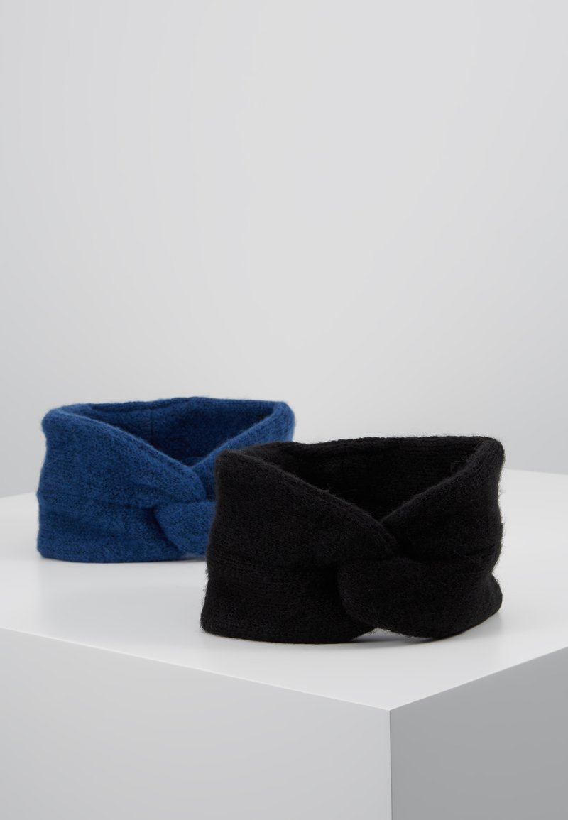 ONLY - Hair Styling Accessory - black/navy peony