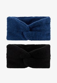 ONLY - Haaraccessoire - black/navy peony - 4