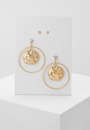 Øreringe - gold coloured