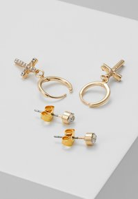 ONLY - ONLCANDIE EARRINGS 5 PACK - Oorbellen - gold-coloured - 2