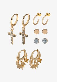 ONLY - ONLCANDIE EARRINGS 5 PACK - Oorbellen - gold-coloured - 3