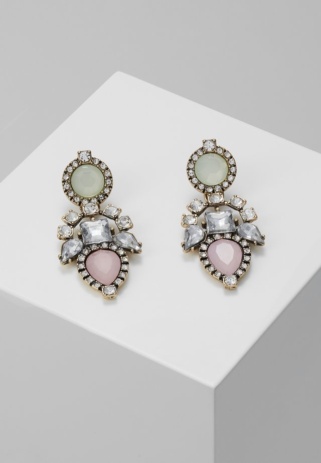 ONLIBI EARRING - Pendientes - silver-coloured