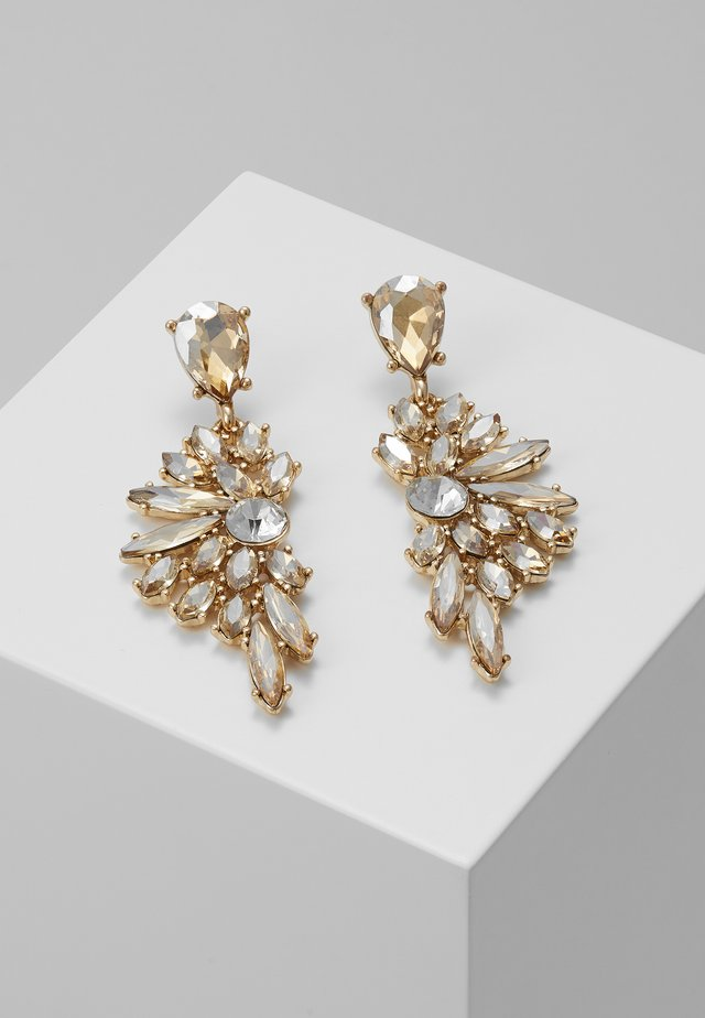 ONLKABRINA EARRING - Oorbellen - gold-coloured/yellow