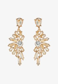 ONLY - ONLKABRINA EARRING - Korvakorut - gold-coloured/yellow - 3