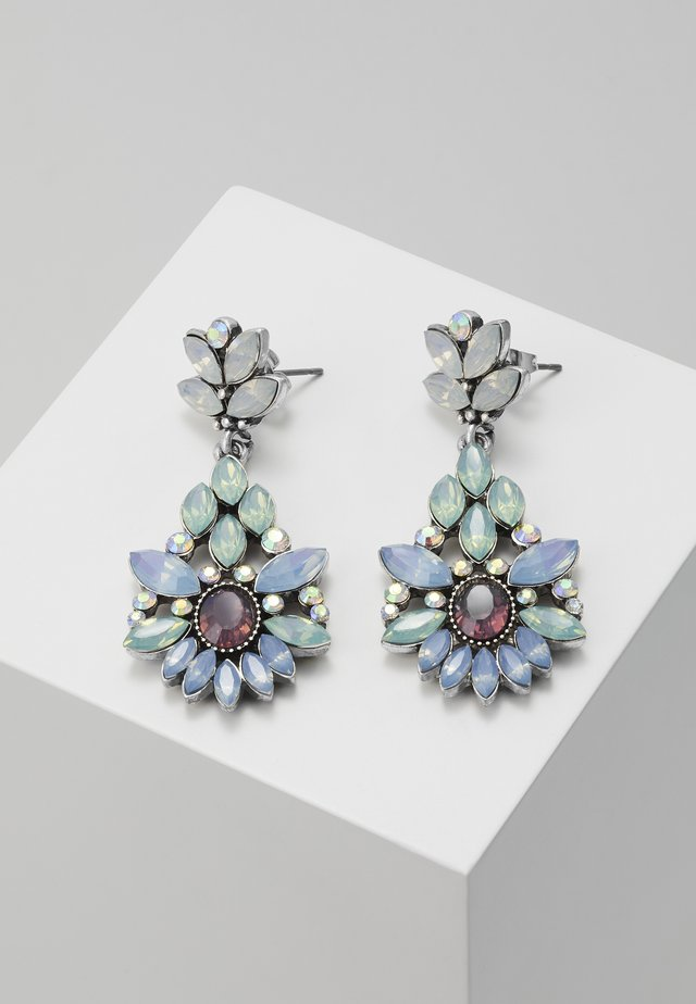 ONLEDEA EARRING - Pendientes - silver-coloured