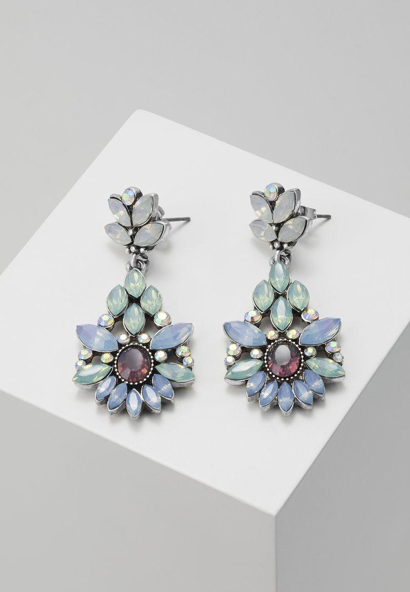 ONLY - ONLEDEA EARRING - Oorbellen - silver-coloured