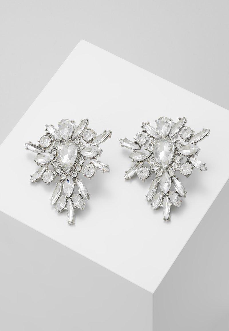 ONLY - ONLIBINA EARRING - Earrings - silver-coloured