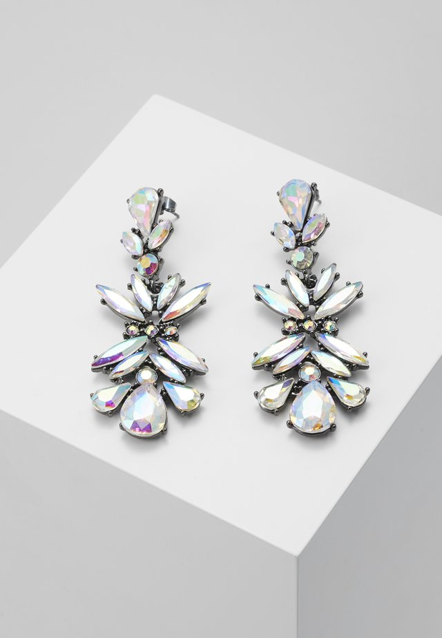 ONLKASIA EARRING - Pendientes - silver-coloured