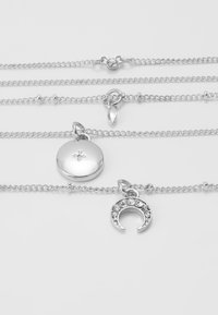 ONLY - ONLVIOLET NECKLACE - Collar - silver-coloured
