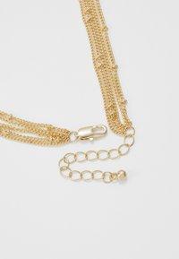 ONLY - ONLVIOLET NECKLACE - Necklace - gold-coloured - 2