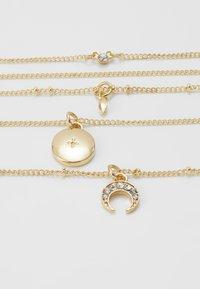 ONLY - ONLVIOLET NECKLACE - Necklace - gold-coloured - 4