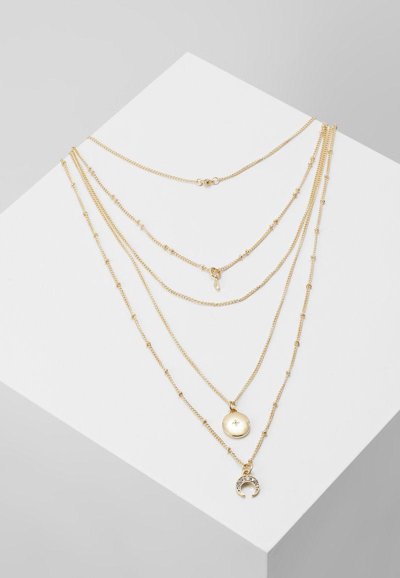 ONLY - ONLVIOLET NECKLACE - Necklace - gold-coloured