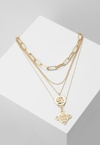 ONLY - ONLBROOKLYN NECKLACE - Necklace - gold-coloured - 0
