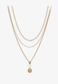ONLY - ONLELENA NECKLACE - Ketting - gold-coloured - 1