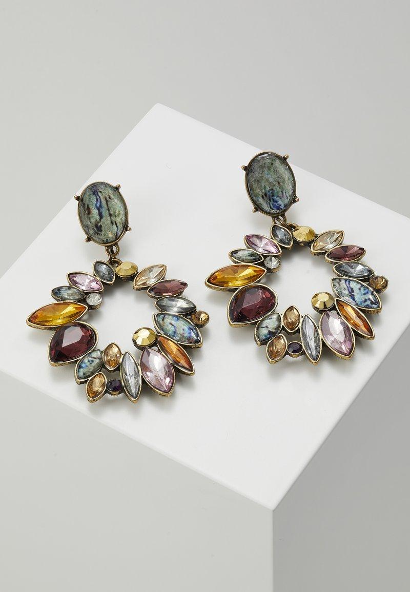 ONLY - ONLALASKA EARRING - Earrings - gold-coloured
