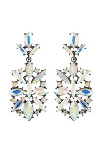 ONLY - ONLSTOLEN EARRING - Orecchini - silver-coloured - 2