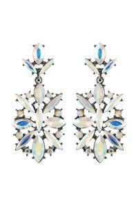 ONLY - ONLSTOLEN EARRING - Earrings - silver-coloured - 2