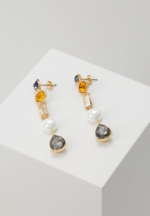 ONLMALMA EARRING - Pendientes - gold-coloured