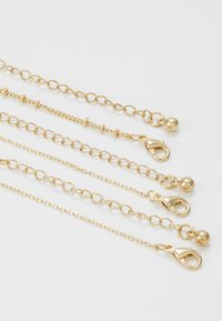 ONLY - ONLCAILINA NECKLACE 3 PACK  - Necklace - gold-coloured - 3