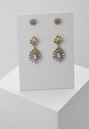 ONLEMERY EARRING 2 PACK - Náušnice - multi-coloured