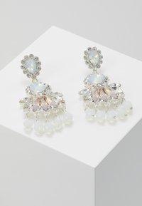 ONLY - ONLVIOLET EARRING - Kolczyki - silver-coloured - 0