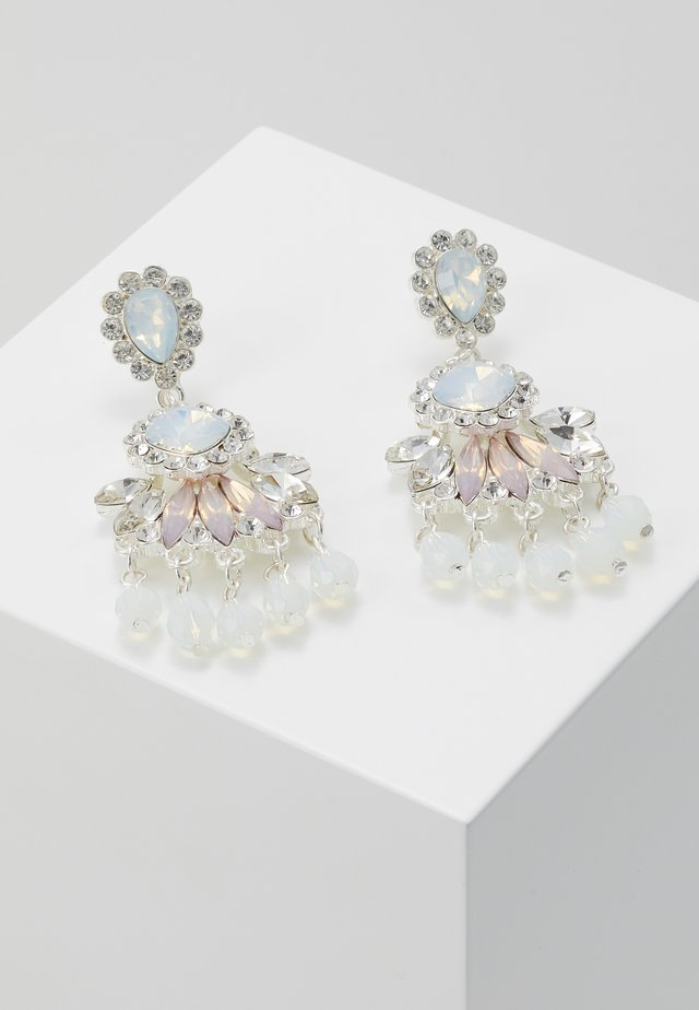 ONLVIOLET EARRING - Pendientes - silver-coloured