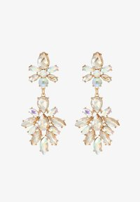 ONLY - ONLPHILI EARRING - Kolczyki - gold-coloured/champagne - 3