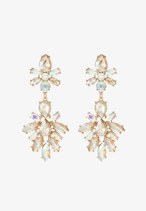 ONLPHILI EARRING - Náušnice - gold-coloured/champagne
