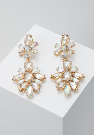 ONLPHILI EARRING - Korvakorut - gold-coloured/champagne