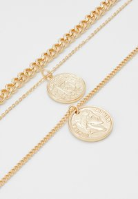 ONLY - ONLSUPERB NECKLACE 3 PACK - Collier - gol-coloured - 4
