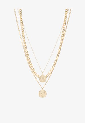 ONLSUPERB NECKLACE 3 PACK - Ketting - gol-coloured