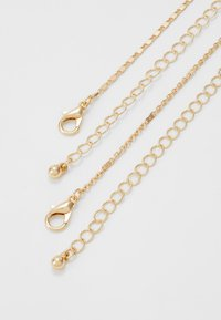 ONLY - ONLSQUARE NECKLACE 2 PACK - Necklace - gold-coloured - 0