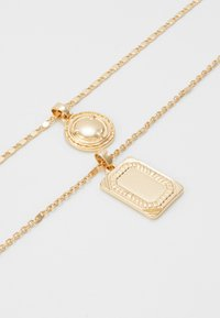 ONLY - ONLSQUARE NECKLACE 2 PACK - Necklace - gold-coloured - 3